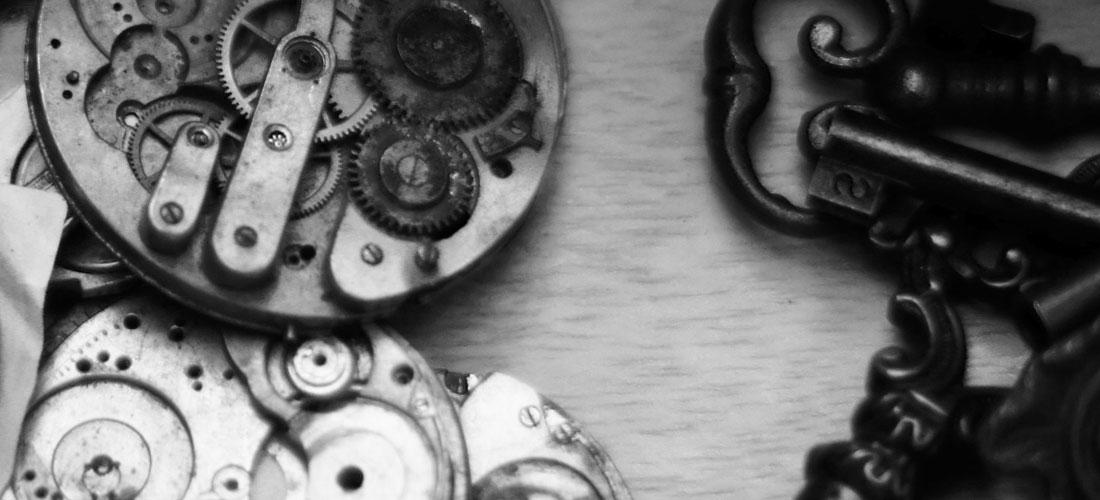 Размагничивание механических часов